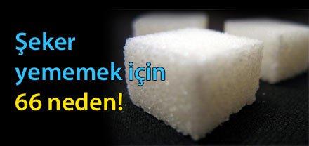 Şekerin Vücudunuza Zararları…